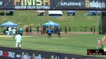 Girl's 200m Prep, Heat 9