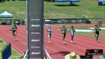 Girl's 200m Prep, Heat 10
