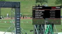 Boy's 200m Prep, Round 1 Heat 1