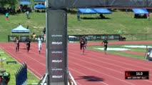 Boy's 200m Prep, Round 1 Heat 5