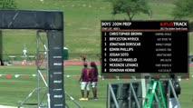 Boy's 200m Prep, Round 1 Heat 6