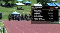 Boy's 100m Classic, Heat 2