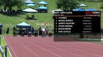 Boy's 100m Classic, Heat 3