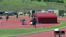 Girl's 400m Hurdles Classic, Heat 2