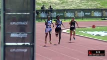 Girl's 200m Classic, Heat 3