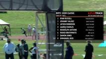 Boy's 200m Classic, Heat 2