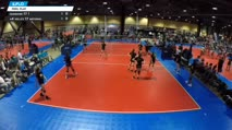 sunshine 17 1 vs a4 volley 17 national - JVA West Coast Cup, 17 open pool play