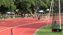Women's 3k Steeplechase, Heat 1