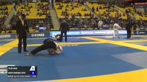 Tyler Mase vs David Figueroa Coto IBJJF 2017 World Championships