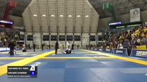 Edgar Leon vs Mark Gornall IBJJF 2017 World Championships