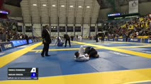 Thomas Standridge vs Marlon Ferreira IBJJF 2017 World Championships