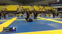 Enrique Chaluja vs Niall Scollard IBJJF 2017 World Championships