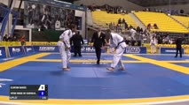 Clinton Davies vs Vitor Hugo De Carvalho Nadyer Na IBJJF 2017 World Championships