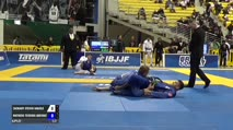 Zachary Steven VanZile vs Matheus Teixeira Queiroz IBJJF 2017 World Championships