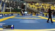 Justin Delgado vs Peter Yu IBJJF 2017 World Championships