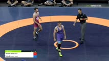 61 1/4 Final - Jayson Ness, Minnesota Storm vs Cody Brewer, TMWC