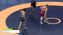 65 Quarter - Zain Retherford, Nittany Lion Wrestling Club vs Jaydin Eierman, Missouri Wrestling Federation