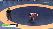 57kg Semifinals - Nathan Tomasello, TMWC vs Alan Waters, TMWC