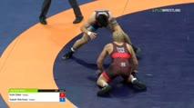 74kg Semi - Kyle Dake, TMWC vs Isaiah Martinez, TMWC