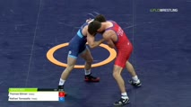57 Finals - Thomas Gilman, TMWC vs Nathan Tomasello, TMWC