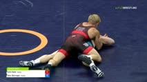 74 Finals - Kyle Dake, TMWC vs Alex Dieringer, TMWC