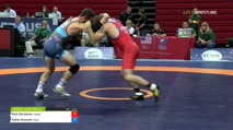 65 Quarter - Nick Dardanes, TMWC vs Kellen Russell, New York Athletic Club