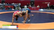 57 Cons SF - Frank Perelli, TMWC vs Nico Megaludis, Nittany Lion/TMWC