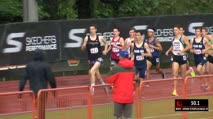 Boy's 2k Steeplechase, Heat 1