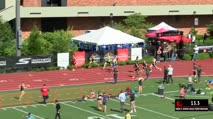 Men's 800m, Heat 4