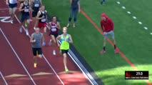 Men's 1500m, Heat 4