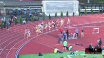 Women's 3k Steeplechase, Heat 1