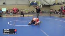 59 Round of 16 - Lawson Ludwin, Tiger Wrestling Club vs Dalton Roberts, NYAC