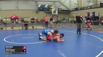 98 Quarter-Finals - Devin Rolon, George Mason vs Austin Schafer, Bronchos Wrestling Club