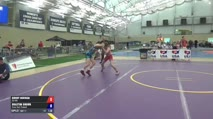 46 Round of 16 - Brody Norman, OS/WN vs Braxton Brown, Texas Best Trained