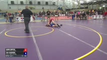 50 Consi of 16 #2 - Conor Knopick, MWC Wrestling Academy vs Trey Crawford, Greater Heights Wrestling