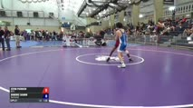 58 Quarter-Finals - Jevon Parrish, KCTC vs Dominic Damon, Unattached