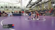 63 RR Rnd 2 - Mason Phillips, Top Notch Training WC vs Trevor Mansfield, Caveman Wrestling