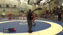 59 Round of 16 - Talha Farooq, George Mason vs Jake Stogdill, MWC Wrestling Academy