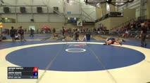 98 Round of 16 - Anthony Riopelle, NMU-OTS vs Austin Schafer, Bronchos Wrestling Club