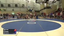71 Quarter-Finals - Sidney Logan, Marines vs Alex Mossing, Foxfire Wrestling Club