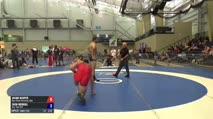 98 Quarter-Finals - Jacob Kasper, Blue Blood Wrestling Club vs Zach Merrill, New York RTC