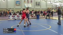 75 Consi of 8 #1 - Ryan Niven, Viking Wrestling Club vs Fritz Schierl, Titan Mercury Wrestling Club/Ohio Regional Training Center