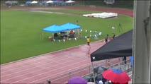 Men's 100m 17-19, Prelims 3