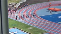 Girl's 100m 9 Years Old, Prelims 1
