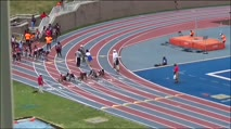 Girl's 100m 15-16 Years Old, Prelims 2
