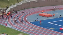Boy's 100m 15-16 Years Old, Prelims 1