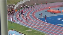 Boy's 100m 15-16 Years Old, Prelims 3