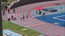Boy's 100m 17-18 Years Old, Prelims 4