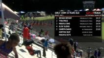 Elementary Girl's 100m, Round 1 Heat 1 - Age age 10