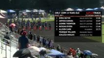 Ms Girl's 100m, Round 1 Heat 1 - Age age 14
